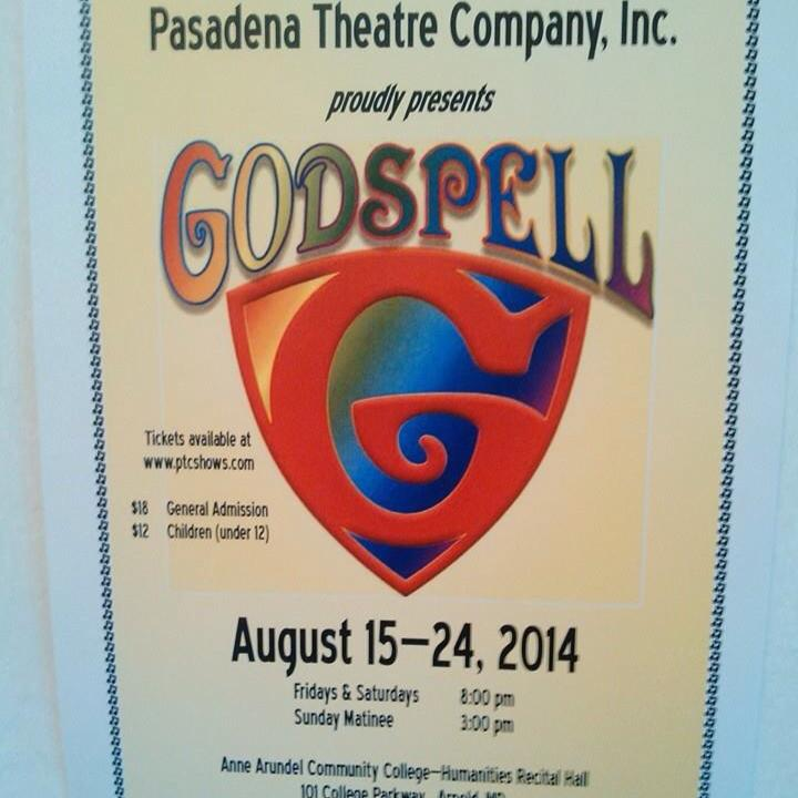73b9a7485c5b2 ... Review  Godspell at Pasadena Theatre Company A Christmas ...