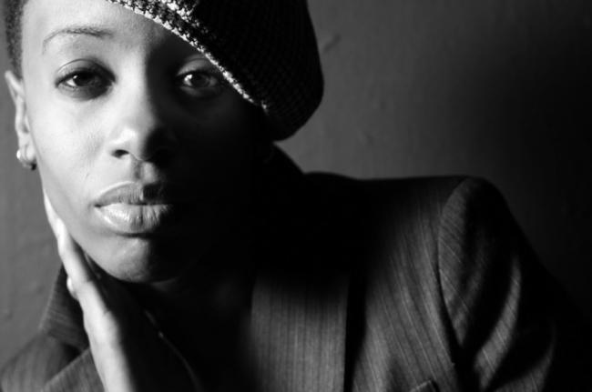 Michelle Antoinette Nelson AKA LOVE the poet