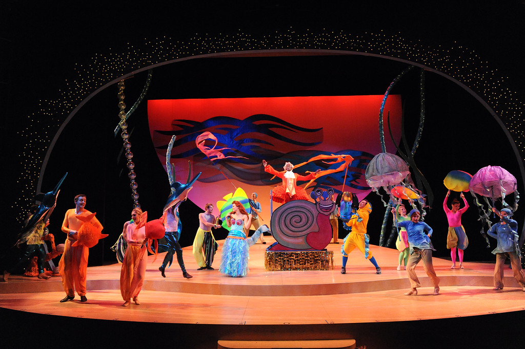 Review: The Little Mermaid at Olney Theatre Center