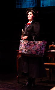 Maura Hogan as Mary Poppins