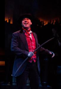 Jeffrey Shankle as Bert, the Chimney Sweep