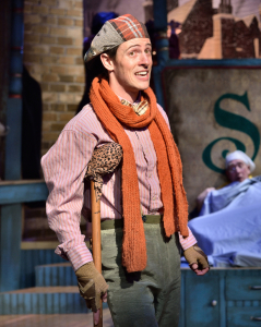 Chris Dinolfo as Tiny Tim