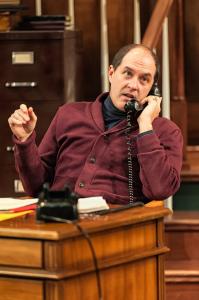 Bruce Randolph Nelson as Sidney Bruhl