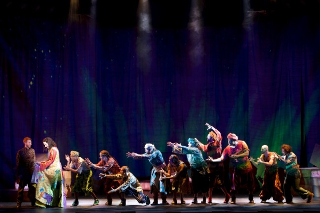 The National Tour of Joseph and the Amazing Technicolor Dreamcoat 2014