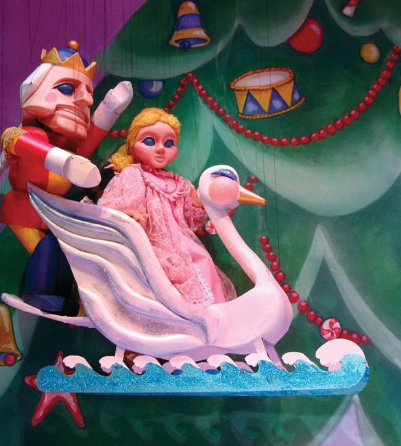 The Nutcracker at The Puppet Company