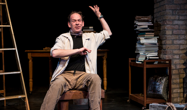 Charlie Bethel in The Odyssey