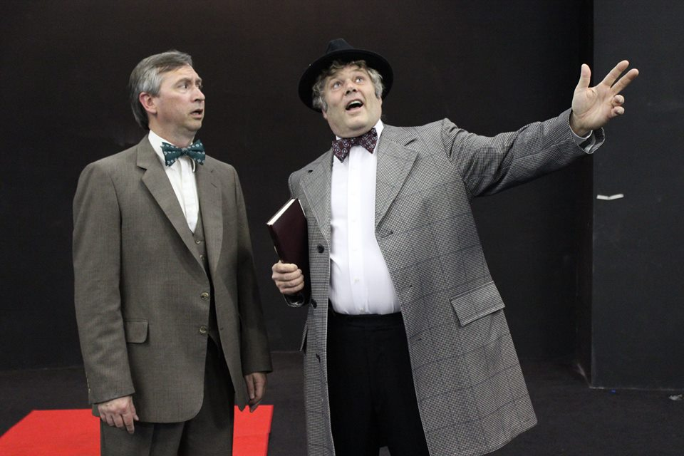 review it s a wonderful life at pasadena theatre company theatrebloom