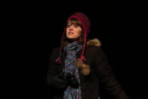 Kathryn Zoerb as Sarah