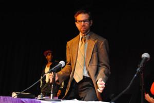 Matt Baughman as Vice Principal Douglas Panch