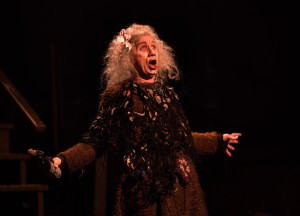 David James as Grandma Addams
