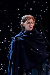 Siobhan Redmond as Gruach, (Lady Macbeth)