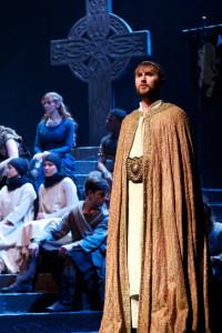 Ewan Donald as Malcolm