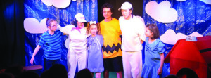"The Highwood Theatre student production of ""You're a Good Man, Charlie Brown"" from their 2013/2014 season"