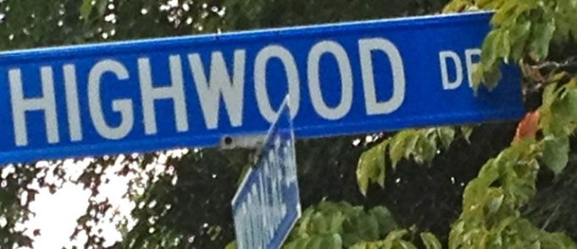 Highwood Drive, where The Highwood Theatre got it's start back in 2004