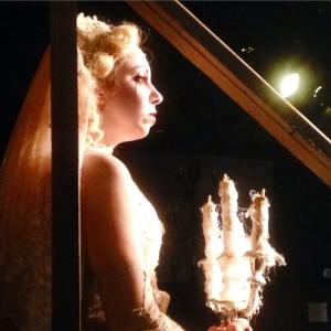 Julia Lancione as The Bride Ancestor