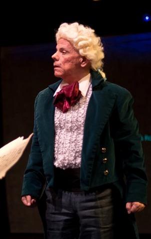 Mario Font as Anton Schindler