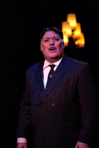 Lawrence B. Munsey as Gomez Florencia Addams