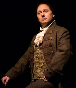Jeffrey Shankle as John Adams