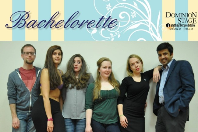 The cast of Bachelorette at Dominion Stage
