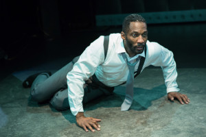 David Lamont Wilson as Man in Closet Land at Factory449