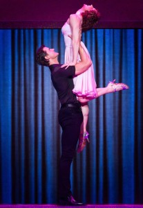 Samuel Pergande (Johnny) and Gillian Abbott (Baby) in the North American tour of DIRTY DANCING – THE CLASSIC STORY ON STAGE.