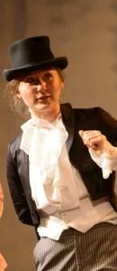 Emily Lentz as Edwin Drood