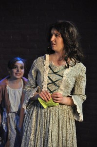 Sheridan Merrick as Fantine