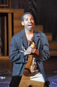 Jonathon O'Neal as Jean Valjean