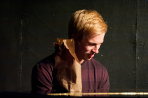 Reed DeLisle as Beethoven in Dog Sees God at Spotlighters Theatre