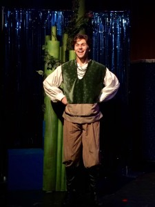 Jacob Shipley as Jack in Jack VS Rapunzel