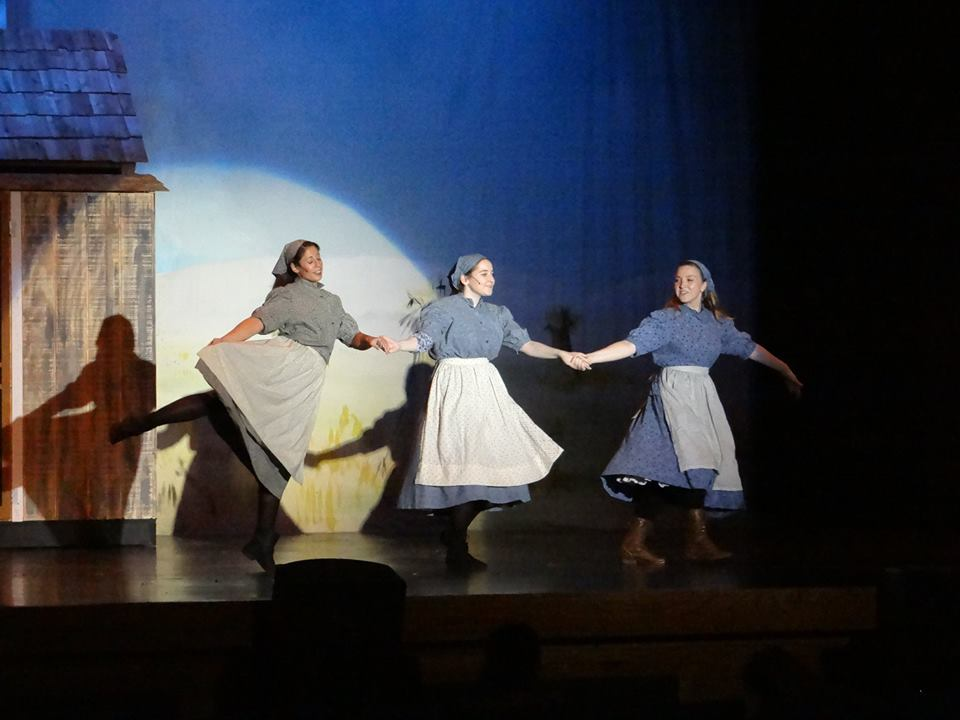 Fiddler On The Roof At Howard County Summer Theatre