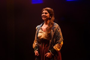 Priscilla Cuellar as The Baker's Wife in Into The Woods at Toby's Dinner Theatre
