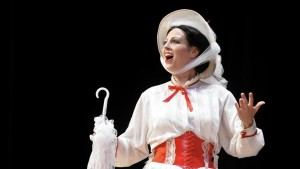 Katie Sheldon as Mary Poppins at September Song