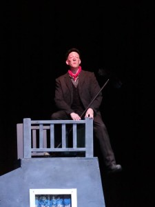 Eric Stein as Bert in Mary Poppins at September Song