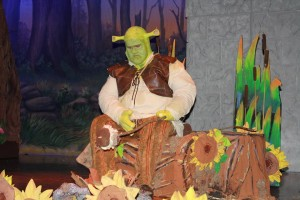 Tom Zepp as Shrek