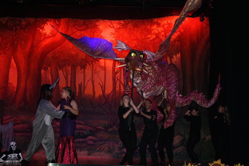 Review Shrek At Glyndon Area Players Theatrebloom