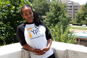 YPT's newest Creative Programs Director Thembi Duncan
