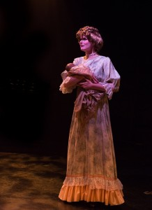 "Elizabeth Rayca as Mother, performing ""What Kind of Woman"" in Ragtime at Toby's Dinner Theatre"