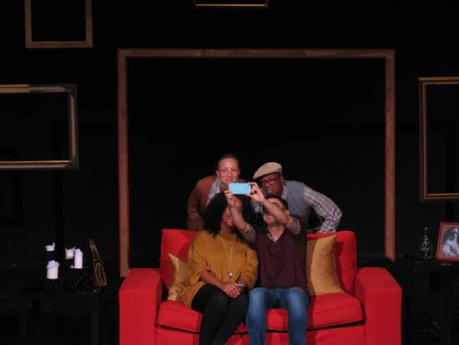 Variations on Family playing at Baltimore Theatre Project through 9/20/15