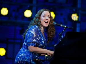 "Carnegie Hall. Abby Mueller (""Carole King"")."