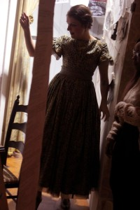 Deirdre McAllister as Virginia in The Mesmeric Revelations! of Edgar Allan Poe