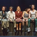 The touring company of Once now performing at The Kennedy Center