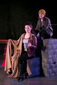 Brave Spirits Theatre. Henri IV: The Re-Gendered Henry IV Repertory. Part One. Directed by Kevin Finkelstein.
