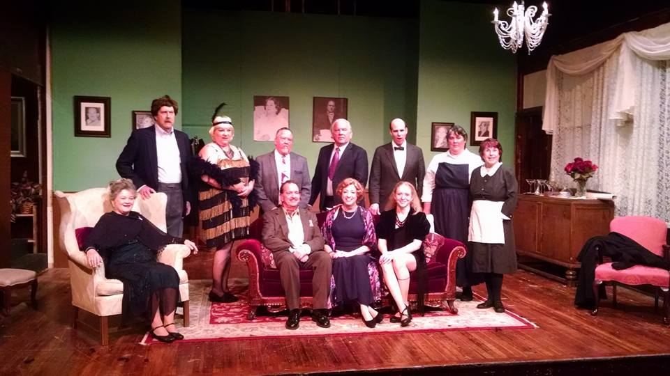 The Royal Family at The Salem Players