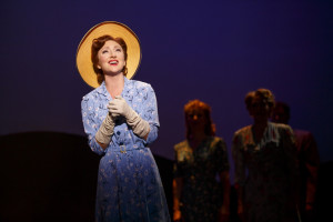 "Carmen Cusack in ""Bright Star"" at the Kennedy Center."