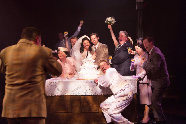 Review It 39 S A Wonderful Life At Toby 39 S Dinner Theatre Theatrebloom