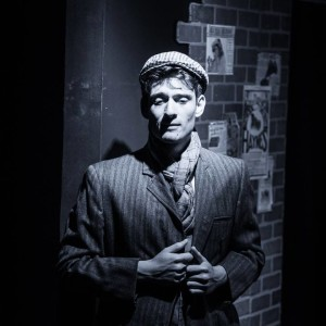 Daniel Valentin-Morales as Willy Porter in The Gifts of the Magi at Maryland Ensemble Theatre