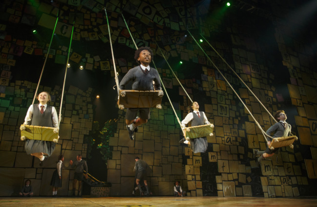 """When I Grow Up"" - The Company of Matilda The Musical National Tour"