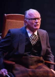 Robert John Biedermann 125 as Mr. Potter in It's a Wonderful Life: The Musical