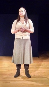 Grace Baker as Helena in All's Well That Ends Well at The Rude Mechanicals